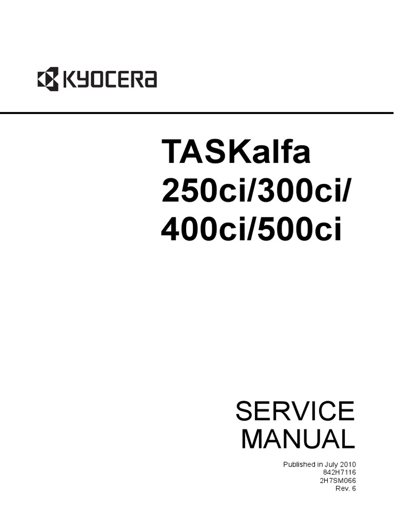 Kyocera Taskalfa 250ci 300ci 400ci 500ci | Microsoft Windows