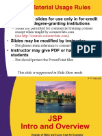 09 JSP Intro