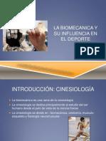 Fisica Biolo_gica - Clase N_1 - Biomeca_nica y Deporte