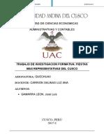 Investigacion Quechua