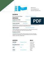 Zachary's Resume_Art Director 4.03.17