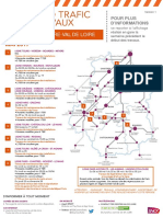 Info trafic travaux - Mai 2017