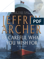 Excerpt Be Careful What You Wish For