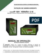 MURP1501v516r00 - Manual de Operação