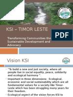 KSI - Timor-Leste