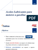 Lubricantes Para Motores a Gasolina Nueva Linea Elaion