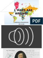 All Maps Are Wrong!