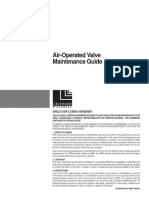 86747787 Valve Maintenance Guide