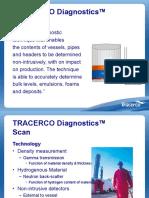 Tracerco Diagnostics Scan