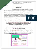 Faciculo 3. Estudio de Mercados III