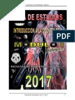 Guía de Estudios - Int. a La Odont. - Módulo I - Año 2017.
