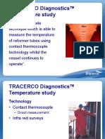 Tracerco Diagnostics Temperature Study