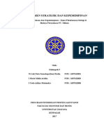 Manajemen Stratejik Dan Kepemimpinan Bab 12
