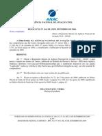 ANAC - Regimento Interno - 2010