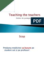 Pedagogie -CURS   1 modul 1