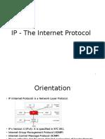 Unit 1 Intro to TCPIP