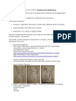 drawing course outline