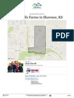 Seven Hills Farms Neighborhood Real Estate Report