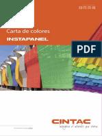 Colores Estandar - Instapanel