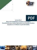Lectura de Apoyo No 2 - Proc para efectuar Operaciones con Variables Random apoyado en Crystal Ball_POES.pdf