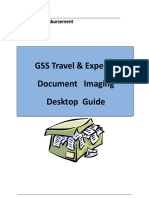 GSSTravel Imaging Training Guide