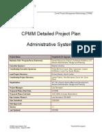 Upgrade Baseline Plan
