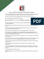 ISP Manual