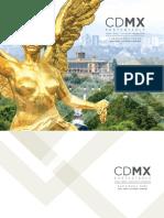 Libro CDMX Sustentable 2016