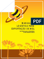 Manual de Logística Para Exportação de Mel