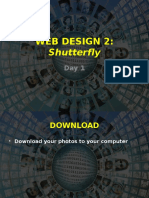 web - 2017 - s2 - wd2 - week 16 - shutterfly day 1