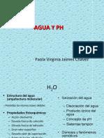 agua y ph (bioqui I)