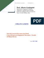 Strato Limite e Interazione Fluido-struttura