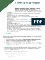 Gpc Diagnóstico y Tratamiento de Tracoma