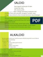 4.Alkaloid