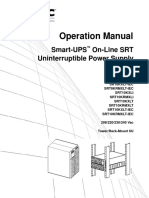 Smart-UPS on-Line - Manual Operacion