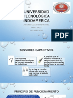 Exposicion #1 Sensores, Ip68
