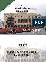 Gestion Turistica Municipal