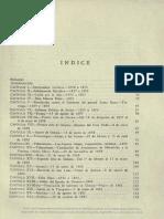 Archivo Del General Porfirio Díaz. Memorias y Documentos Indice