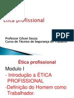 Slide1 Modulo i Ética Profissional