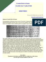 Analise do Grande rolo de Isaías Qa - Fred P. Miller..pdf