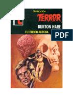 Hare Burton - Seleccion Terror 270 - El Terror Acecha