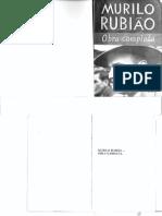 Livro Murilo Rubião Rubião