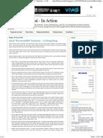 Catatan Investasi - In Action Kisah  Warren Buffett  Indonesia ~ Lo Kheng Hong