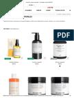Lociones y Cremas Corporales - Te Protegen y Nutren _ H&M ES