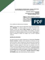 Casación Laboral Nº 9133-2015, Arequipa