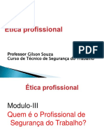 Slide3 - Modulo -III-ética Profissional
