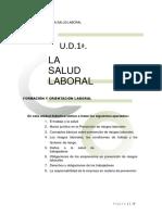 UD 1 Salud Laboral