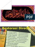 Restorasi Direct