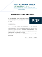 Certificado Titino