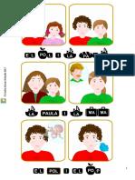 Les pictofrases del Pol i la Paula